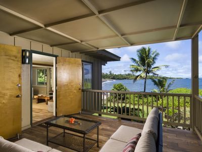 "Photo for Hana Kai Maui - Oceanfront ""Keanini"" (Unit #3) 100ʻ From The Waterʻs Edge"