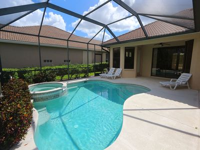 Photo for Tailfeather Home: 4 BR / 3 BA House in Bradenton by RVA, Sleeps 8