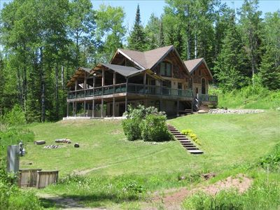 North Shore Timber Home