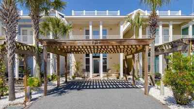 "Exterior - Welcome to ""Seas the Day""!"