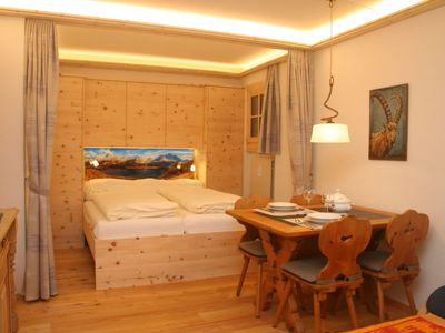 Photo for Apartment Chesa Alvatern 5 in Sils Maria - 2 persons, 1 bedrooms