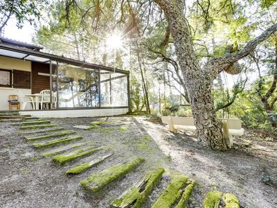 Photo for In the forest, semi-detached villa 6 people