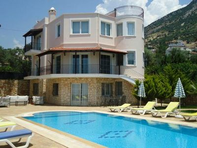 Photo for Holiday house Kalkan for 2 - 10 persons with 5 bedrooms - Holiday house