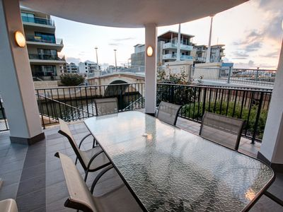 Photo for Dolphin Quay Apartment - 3 Bedroom