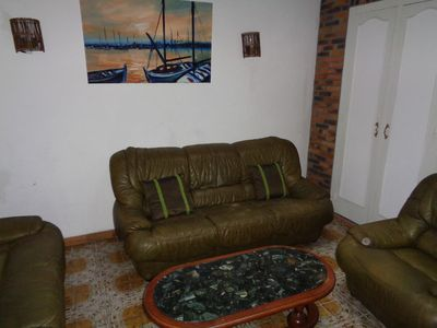 Photo for seasonal rental house 500 meters beach