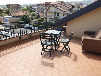 Photo for Nice apt with terrace and Wifi
