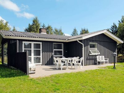 Photo for Peaceful Holiday Home in Blavand Denmark with Terrace