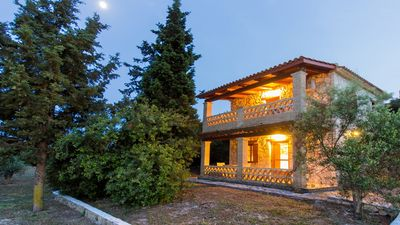 Photo for Nice holiday home with private pool for 2 + 1 persons