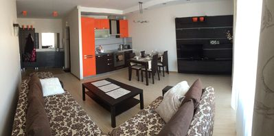 Photo for Our 2-room apartment is located in the Neuhaus in the center of the city.