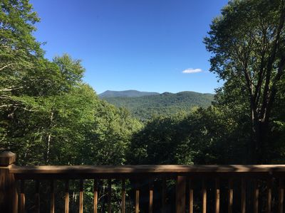 Photo for New On Rental Market -  Gorgeous Year Round Views, Privacy, Sleeps 10+