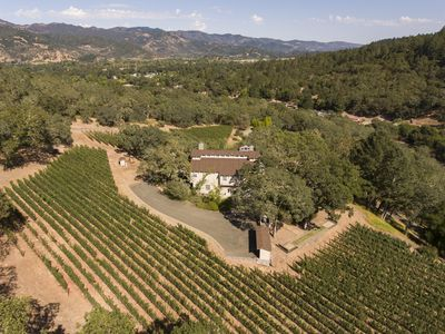 Photo for Stunning View Estate in Calistoga - the Retreat on the Knoll