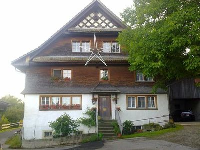 Photo for Apartment Wald ZH for 2 - 3 people with 1 bedroom - Apartment in farmhouse