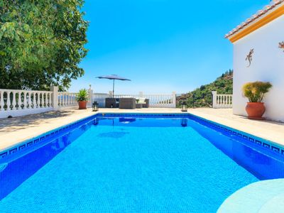 Photo for Vacation home Villa Rosa Blanca in Nerja - 6 persons, 3 bedrooms