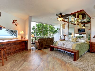 Photo for Fully Remodeled Beach Front Condo - Hale Mahina A-201