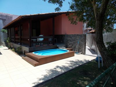 Photo for Four Bedrooms House near Forte Beach