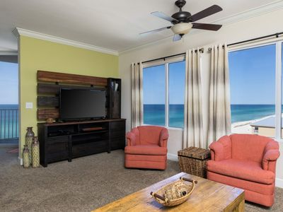 Photo for Stylish, Spacious and Special! Billion-Dollar Beachfront Views + FREE PERKS!