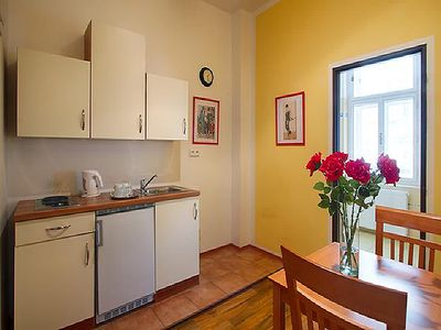 Photo for Cozy Apartment for five person in Prague City center
