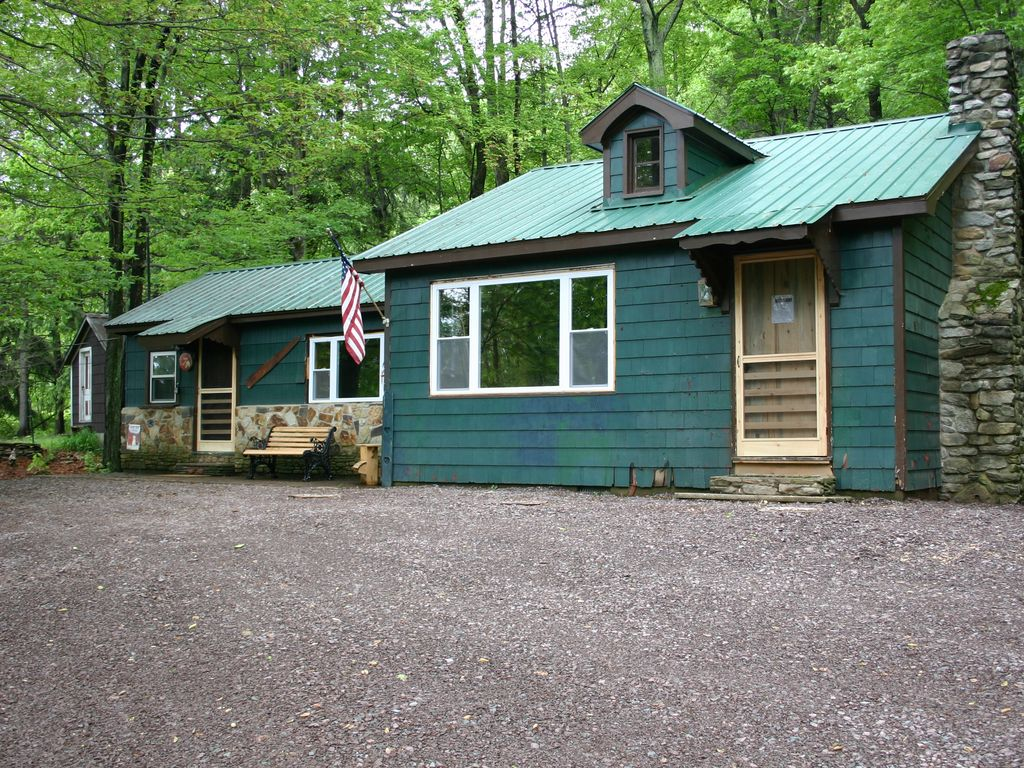 Cozy Cabin Minutes From Ricketts Glen State Park Cambra