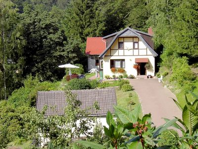 Photo for Holiday home for 3 guests with 48m² in Südharz - Stolberg (110418)