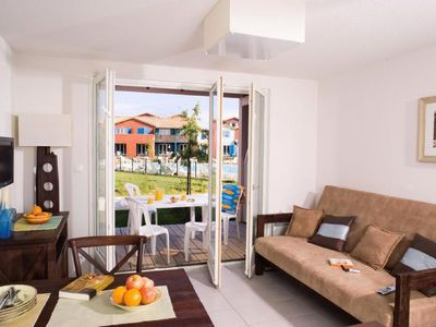 Photo for Residence Les Rives Marines *** - 3 Rooms Duplex Apartment - 6 People