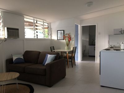 Photo for Comfy Private Flat with courtyard, close to city