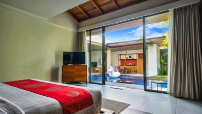 Photo for Legian Family 2 Bedroom Villa with Private Pool in Bali for family escape getway