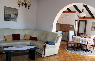 Photo for 2BR Apartment Vacation Rental in Vinisce