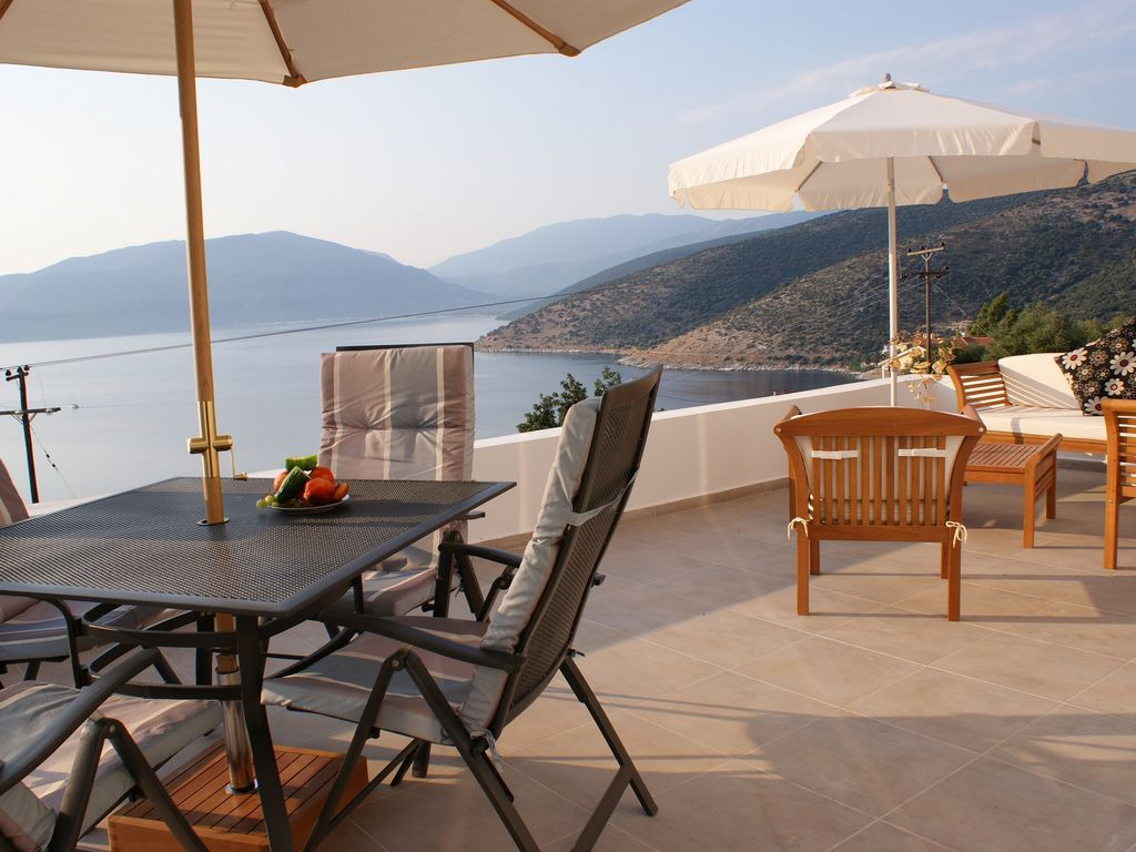 Pretty villa with private pool and panorami... - HomeAway