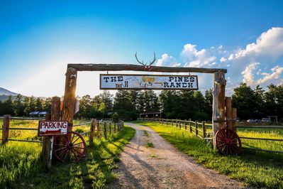 Rustic, Romantic and Charming!  The Historic Pines Ranch ~ Established in 1882!