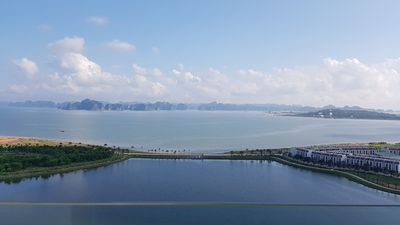 Photo for Aurai Home, a luxury view 3BR flat at Ha Long Bay