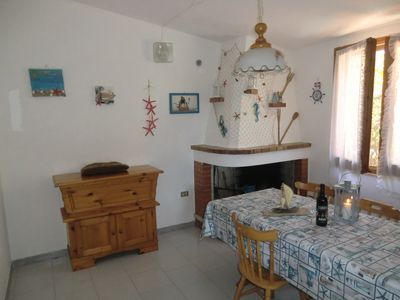 Photo for Villa in Solanas 200 meters from the sea