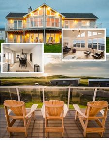 Photo for COMPLETE GOLF CHALET - Overlooking and Bordering WORLD CLASS - CABOT LINKS