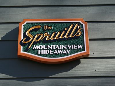 Photo for Spruill's Mountain View Hideaway