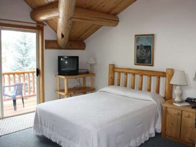 Photo for Sleeping Wolf Spacious Studio at Wolfridge Resort