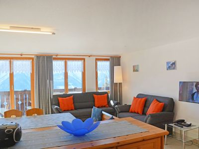 Photo for Apartment Wohnung 3 in Bettmeralp - 5 persons, 3 bedrooms