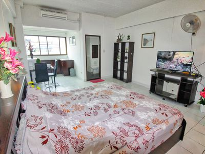 Photo for Newly Renovated Apartment Central located and close to beach/activities