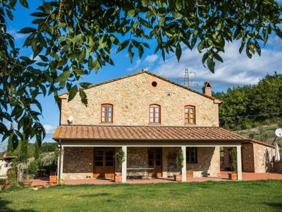 Photo for Holiday apartment Montecatini Val di Cecina for 5 - 7 persons with 3 bedrooms - Holiday apartment