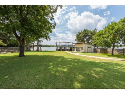 Photo for NEW LISTING!! Rare Gem on Lake LBJ - Beautiful Secluded Deep Water Property!