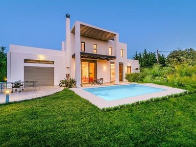 Photo for Villa, Ialyssos  in Rhodos - 8 persons, 3 bedrooms
