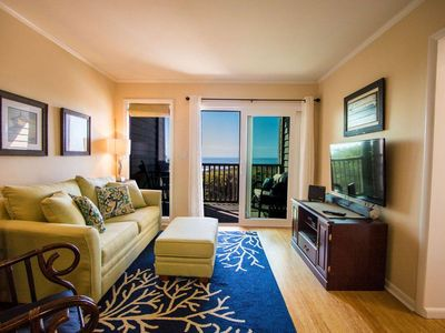 Photo for Oceanfront Condo with Pool - Last Resort ~Island Beach and Racquet Club