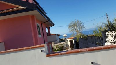 Photo for Apartment in a new villa 200 meters from the sea SECOND FLOOR