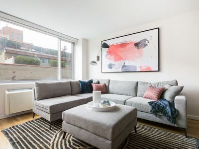 Photo for Art Deco 1BR in Chelsea by Sonder