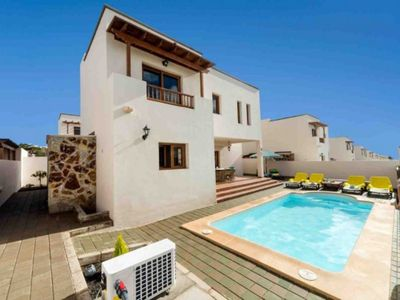 Photo for 4BR Villa Vacation Rental in Costa Teguise