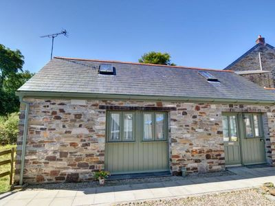 Photo for Upscale Holiday Home in Camelford with Garden