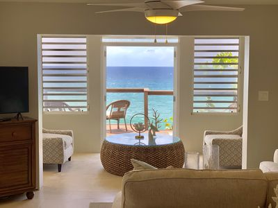 Photo for Shellnel No. 1--Stunning 1 Br/1Ba private waterfront paradise sleeps 2