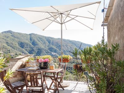 Photo for Cinque Terre-Levanto/Dosso-cosy country house 4/6p.: beaches,countryside, hiking