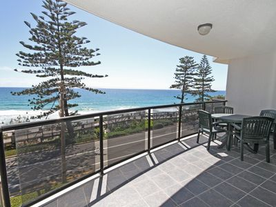 Photo for Unit 6, Phoenix Apartments, 1736 David Low Way, Coolum Beach, LINEN INCLUDED, 500 Bond