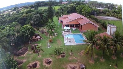 Photo for THE BEST OPTION IN THE REGION - NATURE, LEISURE, AIR CONDITIONING, WIFI AND SECURITY