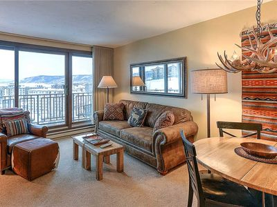 Photo for Mountain Side Condo With Unbeatable Views, Summer BT303