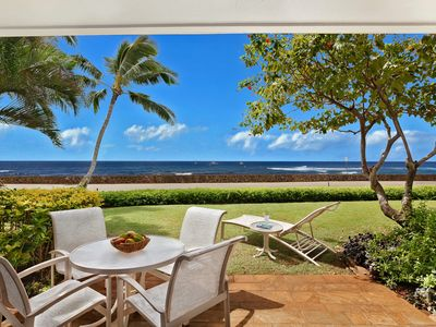 Photo for Poipu Kapili #56: 2 BR / 3 BA condo in Koloa, Sleeps 6